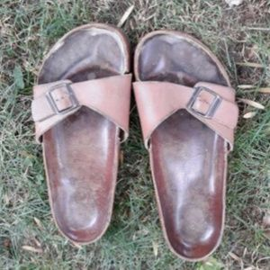 Madrid Birkenstock Tan - Well Loved